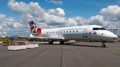 F-GRJR - Bombardier CRJ-100ER - South Supreme Airlines