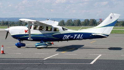 A picture of OKTAL - Cessna TU206H Turbo Stationair - [T20609125] - © Hanys