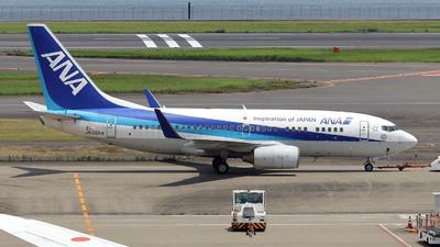A picture of JA05AN - Boeing 737781 - All Nippon Airways - © Gripen-YN