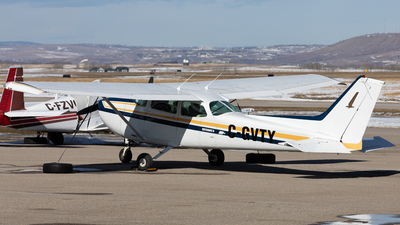 C-GVTY - Cessna 172P Skyhawk II - Super T Aviation Academy