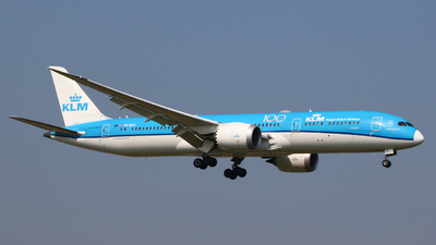 PH-BHC - Boeing 787-9 Dreamliner - KLM Royal Dutch Airlines