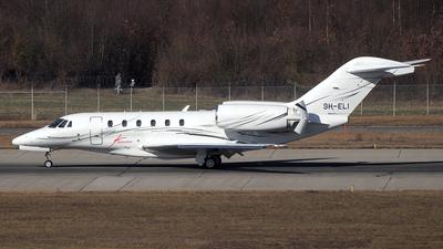 9H-ELI - Cessna 750 Citation X - Luxwing