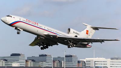 RA-85843 - Tupolev Tu-154M - Rossiya Airlines