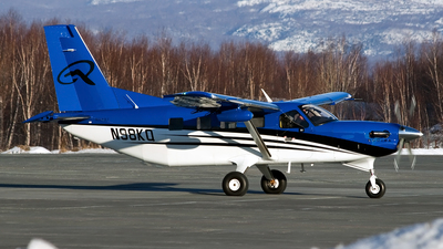 N98KQ - Quest Aircraft Kodiak 100 - Private