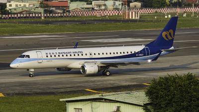 B-16821 - Embraer 190-100IGW - Mandarin Airlines