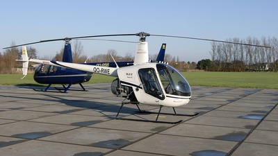 OO-RWE - Robinson R22 Beta II - Untitled