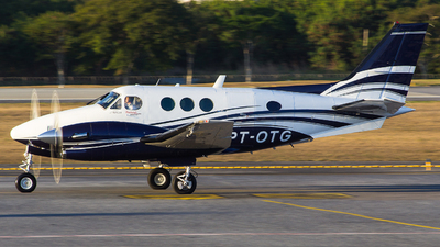 A picture of PTOTG - Beech C90A King Air - [LJ1096] - © Gabriel Wallace