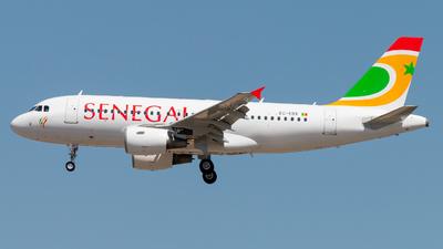 A picture of ECKBX - Airbus A319111 - [3078] - © Juan Manuel Gibaja