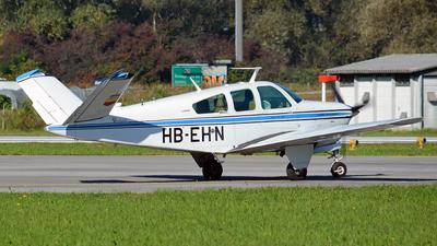 A picture of HBEHN - Beech V35B Bonanza - [D9180] - © Jevgeni Ivanov