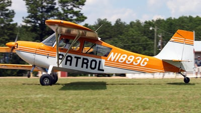 N1893G - Champion 7ECA Citabria - Private