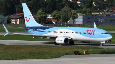 G-FDZA - Boeing 737-8K5 - TUI