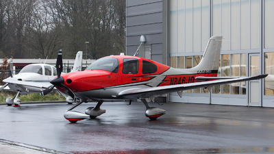 N846JD - Cirrus SR22T-GTS G6 Carbon - Private