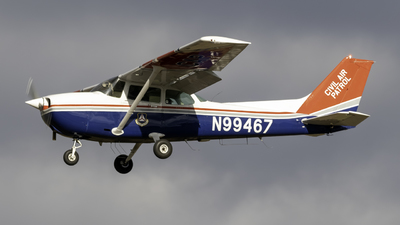 A picture of N99467 - Cessna 172P Skyhawk - Civil Air Patrol - © Connor Ochs
