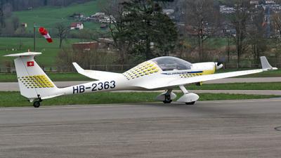 HB-2363 - Diamond Aircraft HK36-TTS Super Dimona - Private