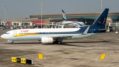 VT-SYF - Boeing 737-85R - SpiceJet