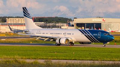 VP-CKK - Boeing 737-9JAER - National Air Services