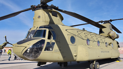 12-08108 - Boeing CH-47F Chinook - United States - US Army