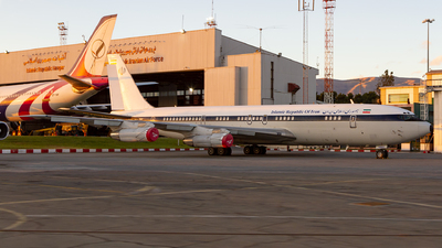 1001 - Boeing 707-386C - Iran - Government