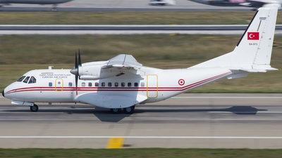94-073 - CASA CN-235-100 - Turkey - Air Force