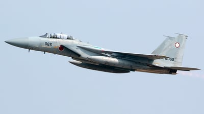 82-8065 - McDonnell Douglas F-15DJ Eagle - Japan - Air Self Defence Force (JASDF)