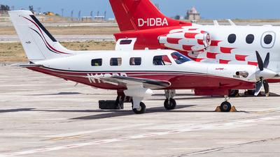 A picture of N113BP - Piper PA46350P Malibu Mirage - [4636363] - © Daniel Abela
