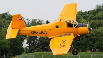 OK-LKA - Zlin Z-37A Cmelák - VSV