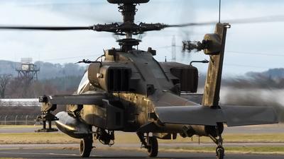 ZJ226 - Westland Apache AH.1 - United Kingdom - Army Air Corps