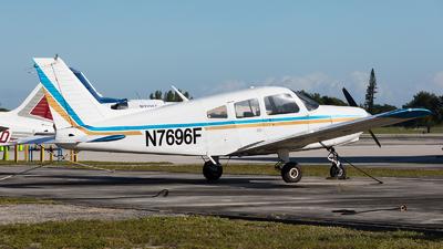 N7696F - Piper PA-28-151 Cherokee Warrior - Pompano Senior Squadron Flying Club