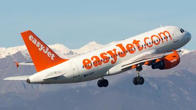 G-EZIP - Airbus A319-111 - easyJet