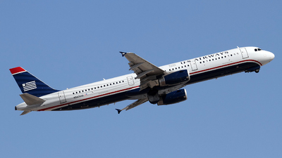 N567UW - Airbus A321-231 - US Airways