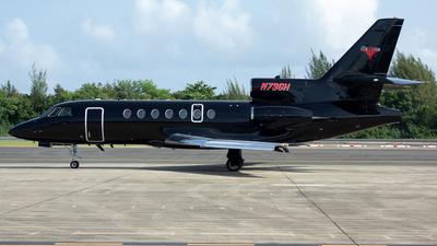N73GH - Dassault Falcon 50 - Private