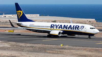 A picture of 9HQBG - Boeing 7378AS - Ryanair - © Román A. Pérez