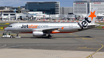 VH-VGN - Airbus A320-232 - Jetstar Airways