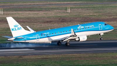PH-EXI - Embraer 170-200STD - KLM Cityhopper