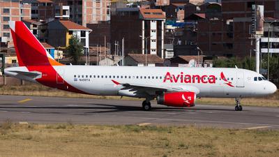 A picture of N499TA - Airbus A320233 - [3510] - © Aldo Martinelli