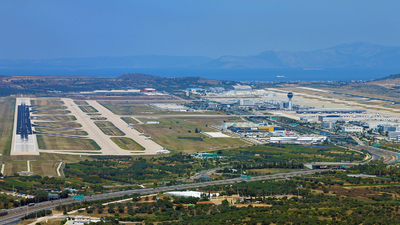 LGAV - Airport - Airport Overview