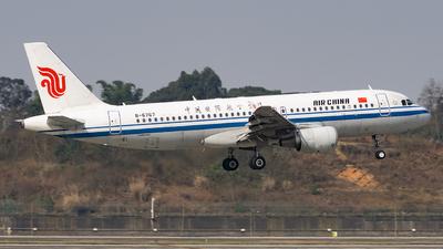 B-6767 - Airbus A320-214 - Air China