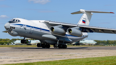 RF-86828 - Ilyushin IL-76M - Russia - Air Force