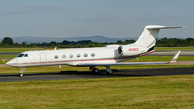 N108CE - Gulfstream G-V - Private