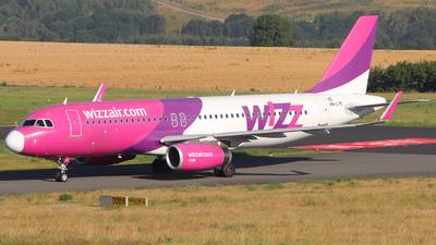 HA-LYC - Airbus A320-232 - Wizz Air