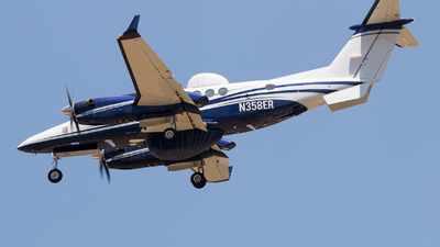 N358ER - Beechcraft B300 King Air 350ER - Private