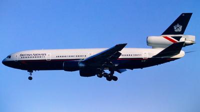 G-DCIO - McDonnell Douglas DC-10-30 - British Airways