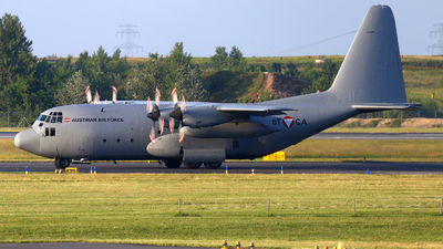 8T-CA - Lockheed C-130K Hercules - Austria - Air Force