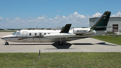 N123RC - IAI 1124A Westwind II - Private