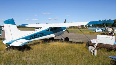 N1577H - Cessna A185F Skywagon - Private