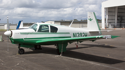 N1392W - Mooney M20C - Private