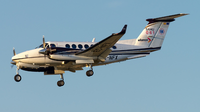 EC-NFX - Beechcraft 250 King Air - Eliance