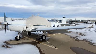 N4032K - North American Navion A - Private