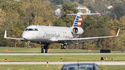 N466AW - Bombardier CRJ-200LR - American Eagle (Air Wisconsin)