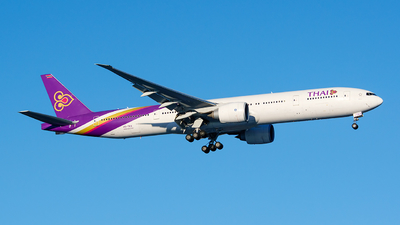 HS-TKX - Boeing 777-3D7ER - Thai Airways International
